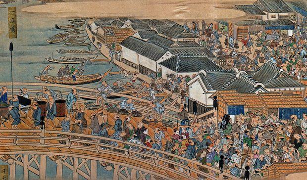 ancient edo tokyo