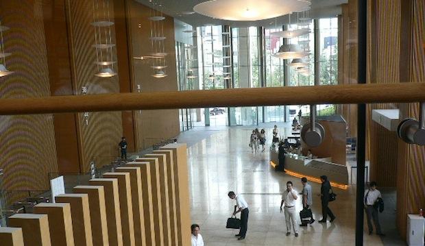 hakuhodo tokyo office akasaka