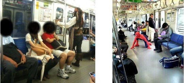 The Strange Wonderful World Of Japanese Trains Japan