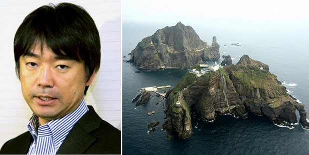 toru hashimoto takeshima islands dispute