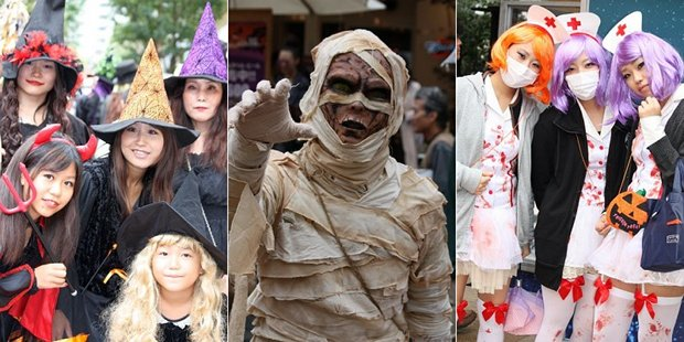 kawasaki halloween 2012 cosplay parade japan