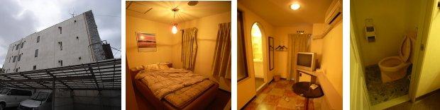 love hotel tokyo renovation design sky tree asakusa