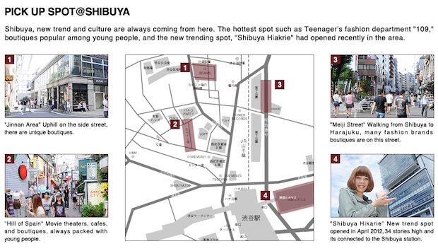 zozotown fashion brand shopping tourism campaign tokyo