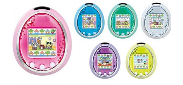 bandai tamagotchi id digital pet