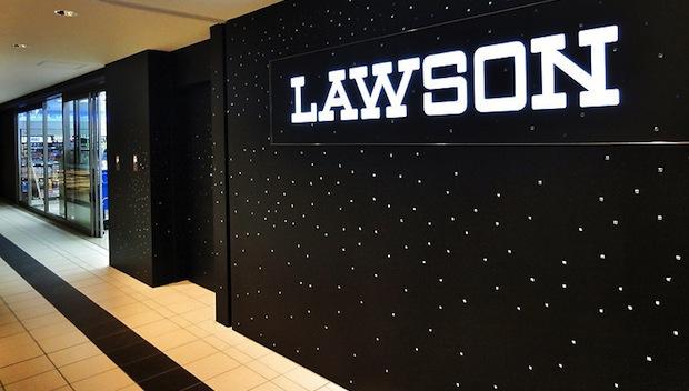 hikarie shibuya lawson swarovski designer luxury convenience store