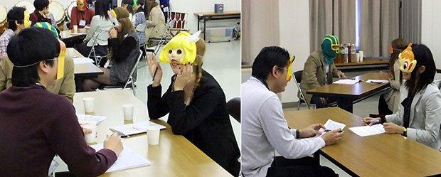 ota-konkatsu match making otaku marriage masked kuki city lucky star