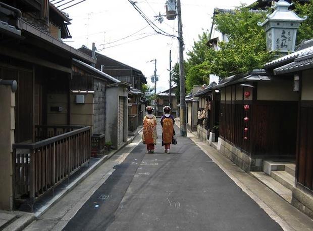 japan tourism kyoto