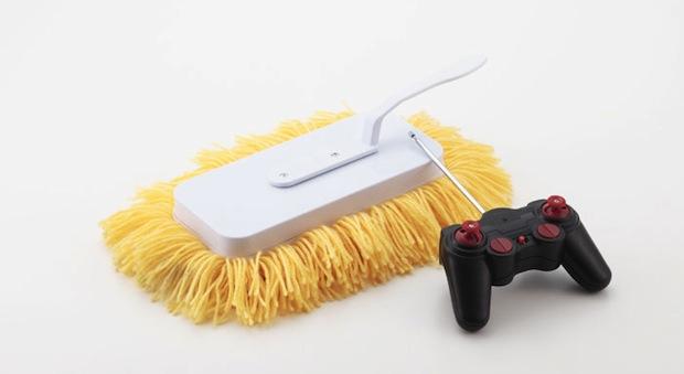 rc sugoi mop radio control remote toy