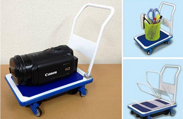 remote control trolley cart toy