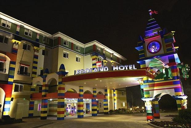 legoland lego hotel nagoya japan 2016