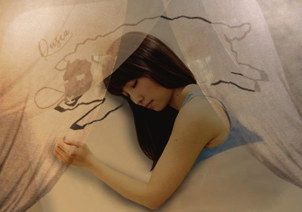 qusca women sleeping cafe space tokyo