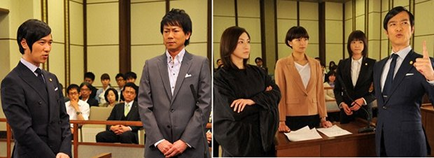 legal high fuji television drama
