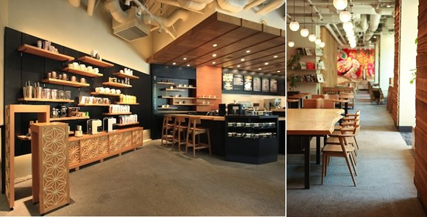 starbucks coffee japan meguro traditional japanese design