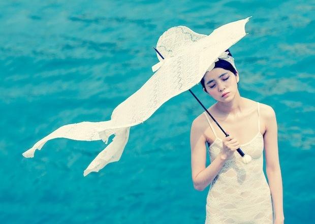 japan parasol summer