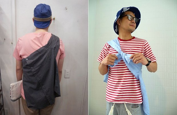 tasukigake japanese fashion trend