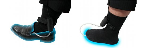 thanko usb shoe cooler