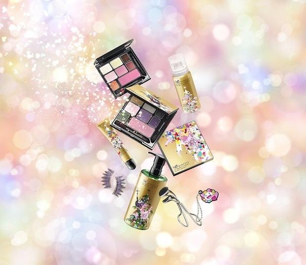cosmetics christmas shu uemura takashi murakami