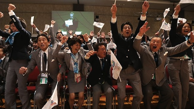 tokyo olympics 2020 abe reuters