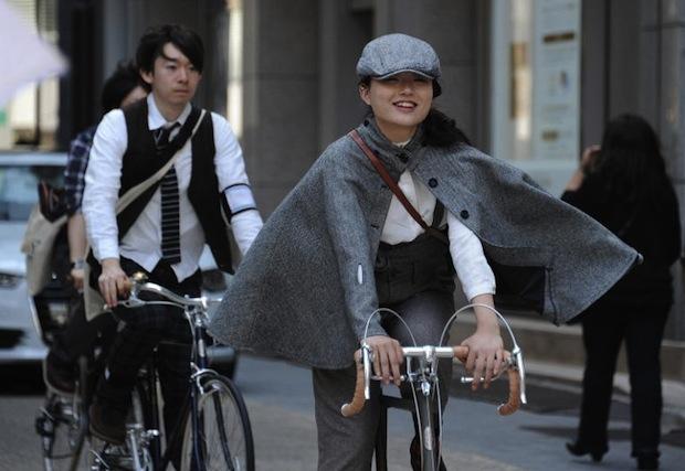 tweed run tokyo 2013