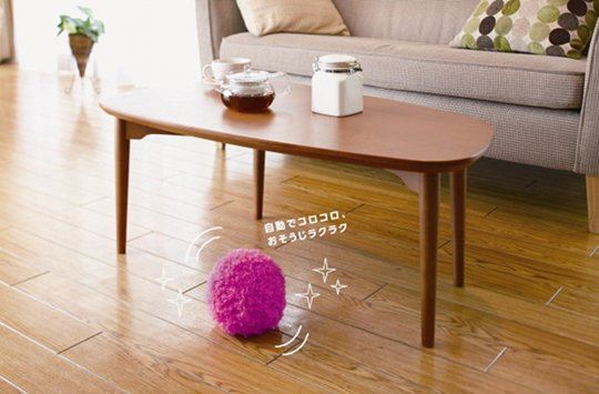 mocoro vacuum cleaner fur ball robot