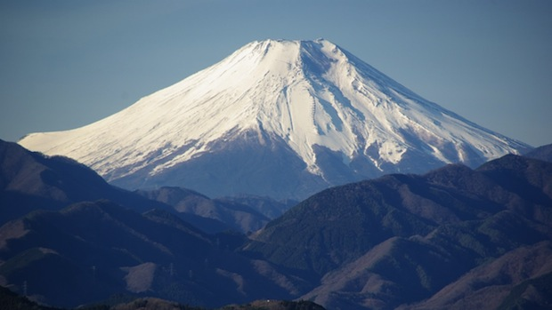 mt fuji unesco world heritage site japan