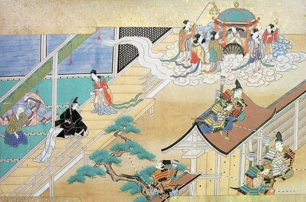 Kaguyahime no monogatari The Tale of Princess Kaguya
