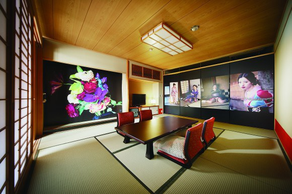 nobuyoshi araki dogo onsen art hotel