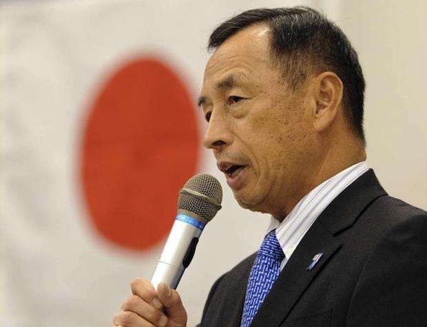 shintaro ishihara toshio tamogami tokyo governor election