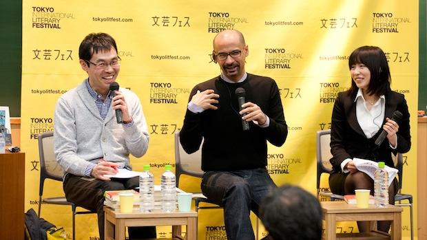 tokyo international literary festival 2014