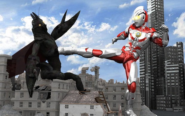 ultraman kaiju tokusatsu japan tv series