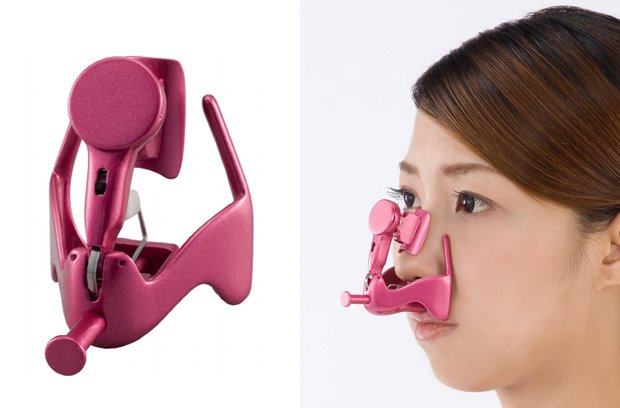 japan wacky beauty gadget crazy bizarre cosmetics tool