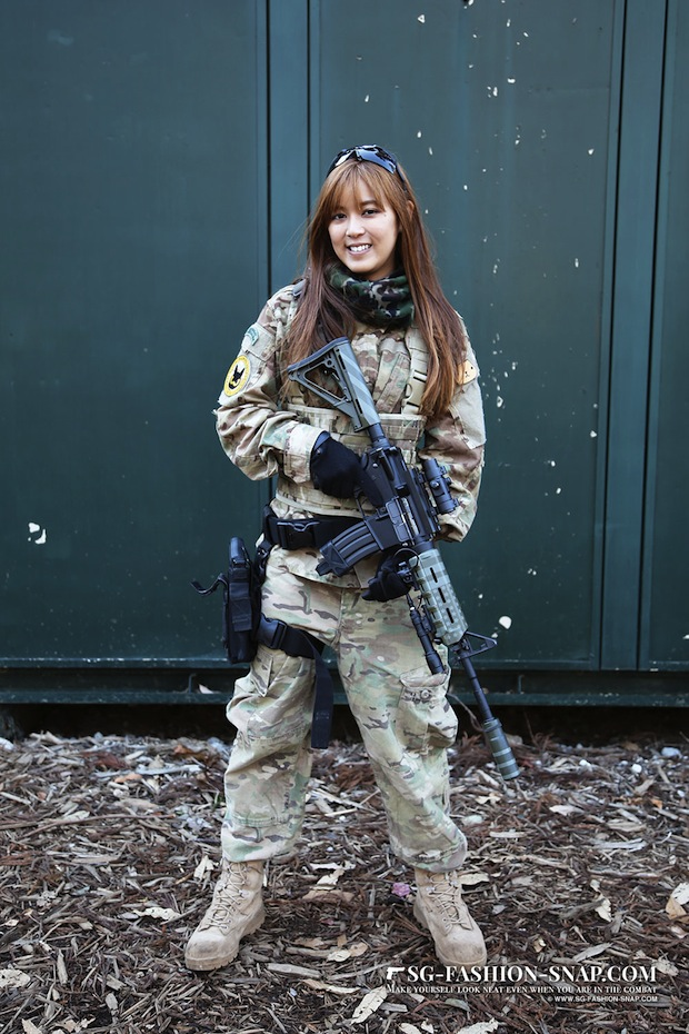 survival game fashion snap airsoft japan