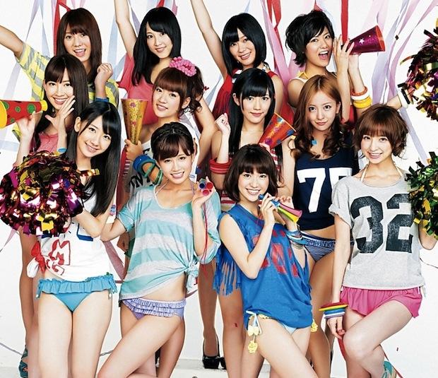 akb48 japan global music decline sales drop