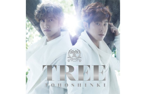 tohoshinki tvxq tree album cw nicol
