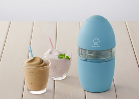 tumeta oicino frozen drink chilled ice cream smoothie maker