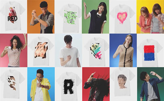 utme! uniqlo t-shirt ut service design customize personalize order phone all smartphone