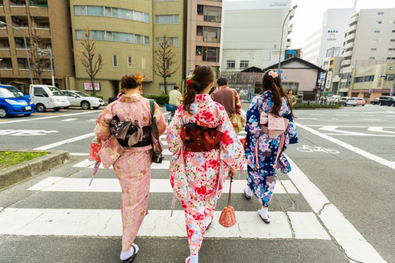 buy kimono tokyo heap