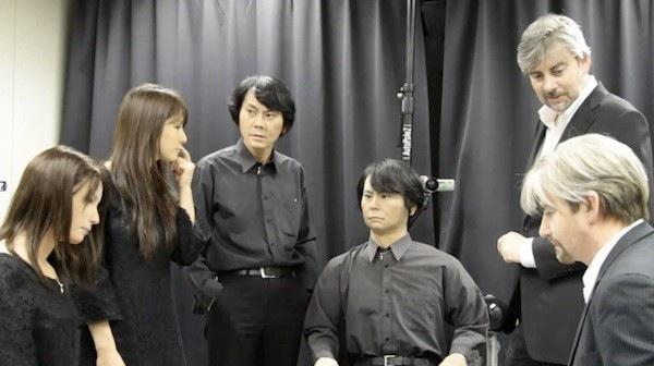 gemenoid 2011 meeting creepy uncanny valley android robot ishiguro hiroshi
