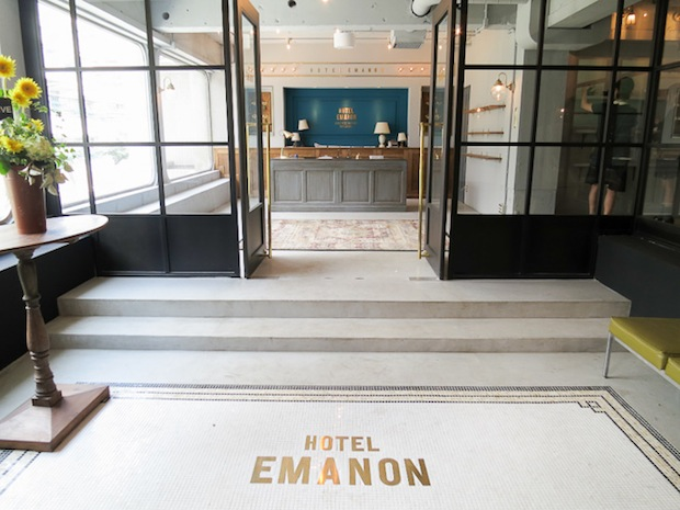 hotel emanon shibuya space
