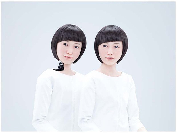 kodomoroid android ishiguro hiroshi japanese robot child girl