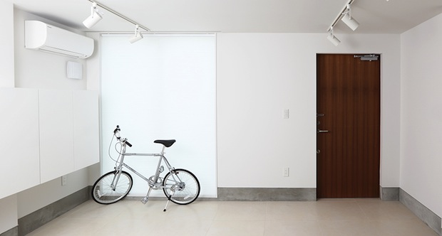 muji house tate no ie vertical home