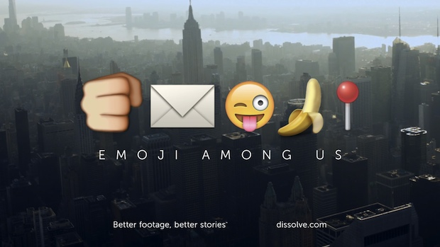emoji among us documentary spoof