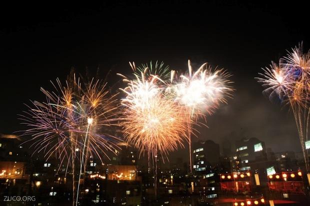 sumida fireworks display tokyo