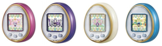 tamagotchi 4u nfc bandai digital pet near field communication