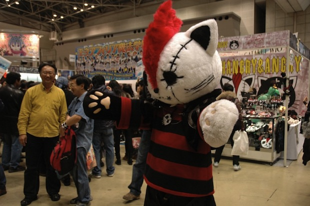 tokyo comiket comics cosplay