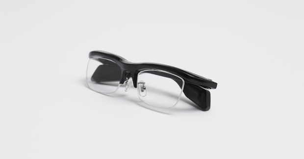 fun'iki ambient glasses iphone smartphone integrated light led notifications handset japanese