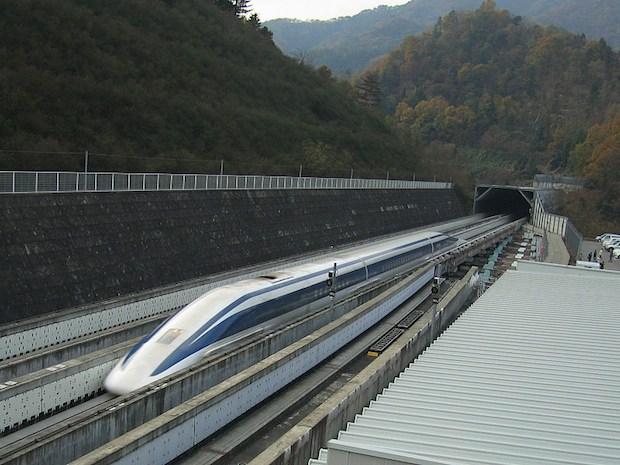 jr tokai central railway japan scmaglev tokyo nagoya construction 2027