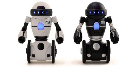 omnibot hello mip two-wheel robot