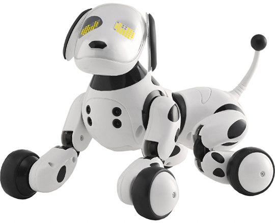 omnibot hello zoomer dog robot