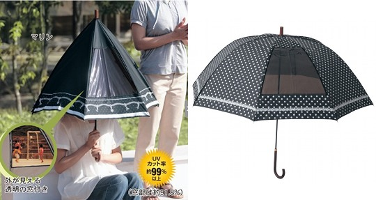 sports viewing match uv parasol summer umbrella japanese visor